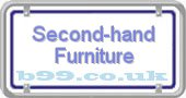 second-hand-furniture.b99.co.uk